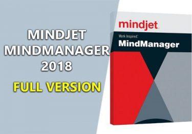 Mindjet MindManager 2019 v19.0.290 F.U.L.L – Vẽ sơ đồ tư duy