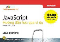 Chia sẻ giáo trình JavaScript – Hướng dẫn học qua ví dụ – ĐH FPT