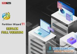 MiniTool Partition Wizard Enterprise 12.1 mới nhất
