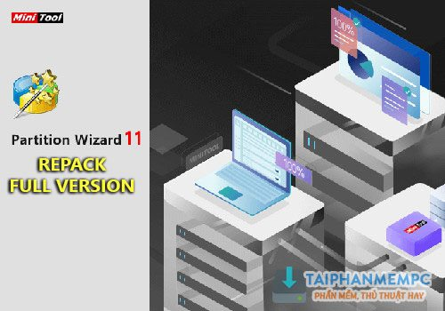 minitool partition wizard technician 11