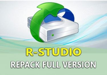 R-Studio 8.9 Build 173587 Network Edition – Khôi phục dữ liệu bị mất