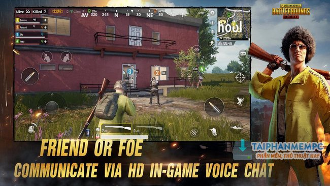 tai pubg mobile cho android 2