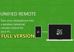 Unified Remote Full v3.10.4 APK – Điều khiển máy tính từ smartphone