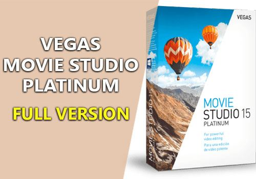 vegas movie studio platinum 15