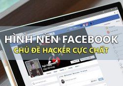 Mời tải về bộ ảnh bìa Facebook chủ đề Hacker đỉnh và chất