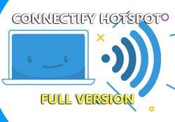 Connectify Hotspot 2018 v1.1.38937 MAX F.U.L.L – Tạo điểm phát Wifi