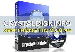 CrystalDiskInfo 7.6.0 – Kiểm tra tình trạng ổ đĩa miễn phí trên PC