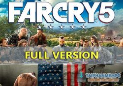 Far Cry 5 F.U.L.L Game [ISO|Action|FPS] – Bom tấn 2018 của Ubisoft