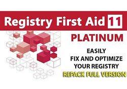 Registry First Aid Platinum 11.3.0 Build 2580 mới nhất – Tối ưu Registry