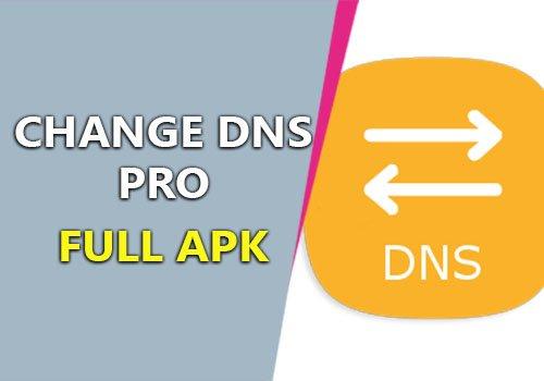 Change DNS Pro