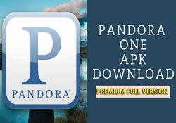 Pandora v1804.2 FULL APK + Black MOD – Nghe nhạc trực tuyến