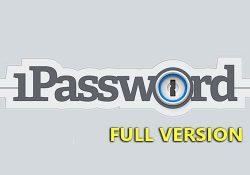 1Password 7.2.580 F.U.L.L mới nhất – Quản lý mật khẩu trên máy tính