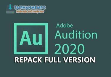 Tải Adobe Audition 2020 v13.0.4.39 mới nhất cài đặt tự động