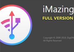 iMazing 2.9.11 F.U.L.L mới nhất – Phần mềm quản lý thiết bị iPhone, iPad