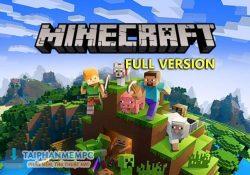 Minecraft – Pocket Edition APK v1.5.0.14 Full mới nhất – Game sinh tồn cho Android