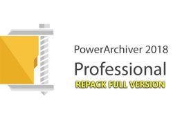 PowerArchiver 2018 Pro 18.00.58 F.U.L.L – Nén file chuyên nghiệp
