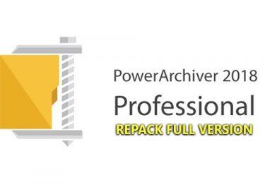 PowerArchiver 2018 Pro 18.00.57 F.U.L.L – Nén file chuyên nghiệp