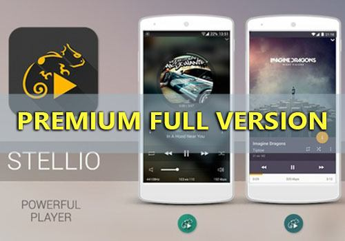 stellio music player premium