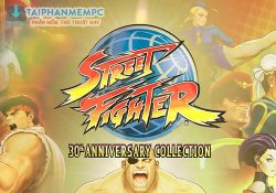 Street Fighter 30th Anniversary Collection F.U.L.L – Bản kỷ niệm 30 năm
