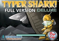 Typer Shark Deluxe – Học gõ 10 ngón trên máy tính dễ hơn bao giờ hết