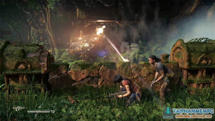 uncharted: the lost legacy for ps4 2