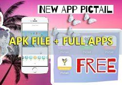 Chia sẻ trọn bộ full ứng dụng Pictail chuyên làm đẹp, chỉnh sửa ảnh tự sướng