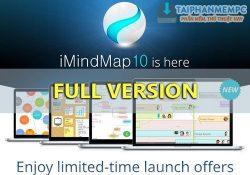 iMindMap 10.1.1 F.U.L.L mới nhất – Ứng dụng vẽ bản đồ tư duy tốt cho PC