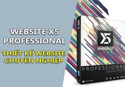Incomedia WebSite X5 Professional 15.0.2.0 – Thiết kế Website chuyên nghiệp