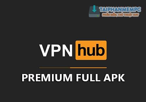 vpnhub premium apk