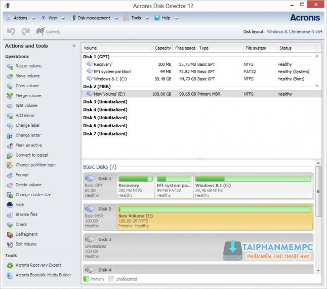 acronis disk director 12 1
