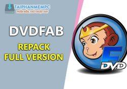 DVDFab 11.0.1.5 mới nhất – Sao chép dữ liệu từ đĩa DVD, Bluray