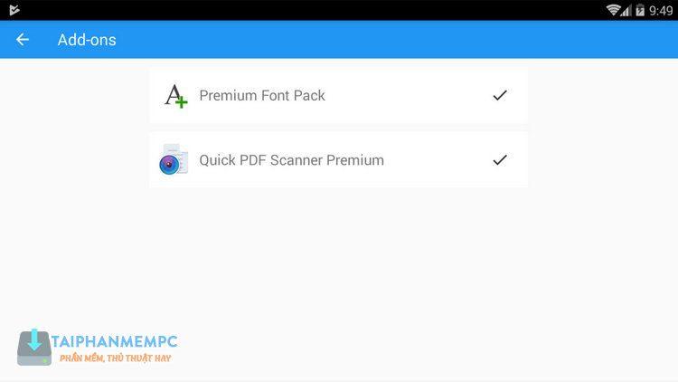 officesuite + pdf editor premium apk 2