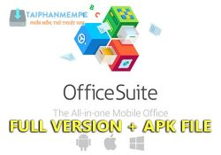 OfficeSuite + PDF Editor Premium APK v9.8.14524 Final for Android