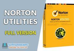 Symantec Norton Utilities v16.0.3.44 F.U.L.L – Dọn dẹp tối ưu máy tính