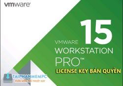 VMware Workstation Pro 15.1.0 Build 13591040 + Lite F.U.L.L mới nhất