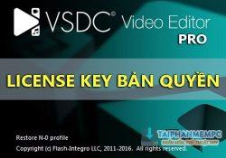 VSDC Video Editor Pro 5.8.9.858 bản quyền – Biên tập video mạnh mẽ
