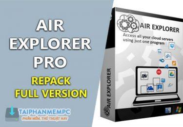 Air Explorer Pro 2.5.1 F.U.L.L mới nhất – Quản lý lưu trữ đám mây tốt nhất