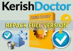 Kerish Doctor 2018 v4.70 mới nhất – Dọn dẹp tăng tốc máy tính