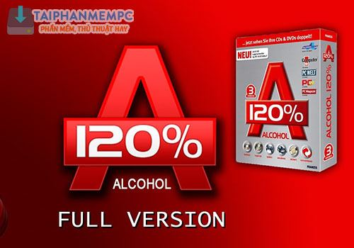 download alcohol 120%