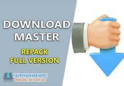 Download Master 6.19.2.1641 mới nhất – Giải pháp thay thế IDM