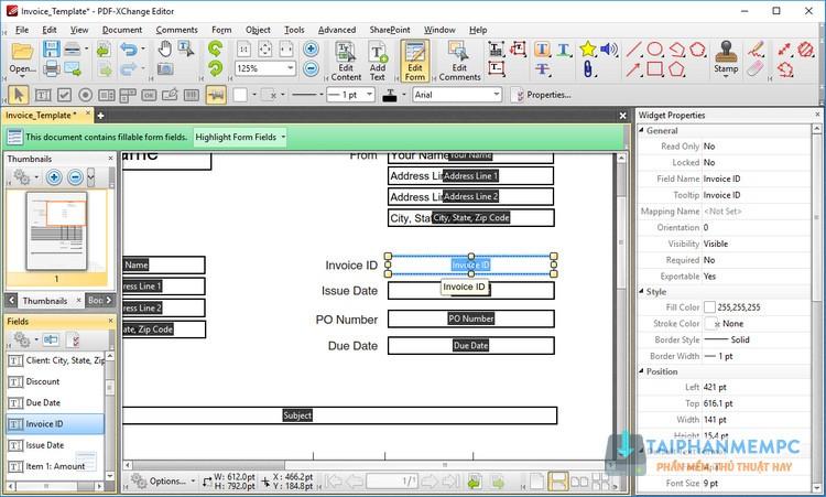 pdf-xchange editor plus 1