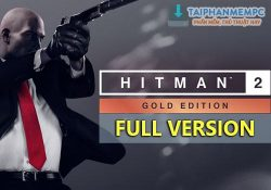 HITMAN 2 Gold Edition [Action|All DLCs|ISO|2018] – Sát thủ trở lại!