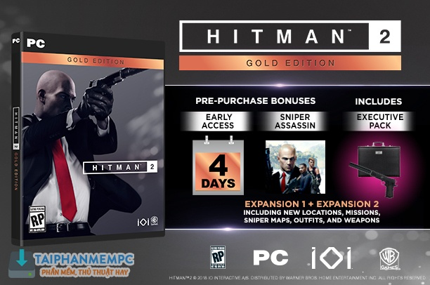 download hitman 2 gold edition 4