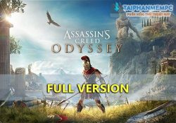 Mời tải Assassin's Creed Odyssey miễn phí [Action|ISO|63GB]