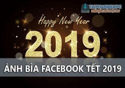 Chia sẻ ảnh bìa Facebook Tết 2019 đẹp và ý nghĩa