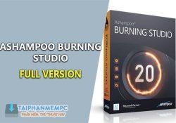 Ashampoo Burning Studio 20.0.0.33 – Ghi đĩa chuyên nghiệp