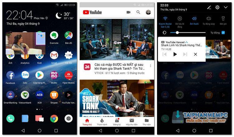 YouTube v14 21 54 MOD APK - Bản Youtube không quảng cáo, chạy nền