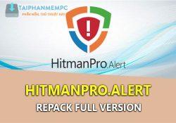 HitmanPro Alert 3.7.9 Build 777 mới nhất – Chống mã độc mạnh mẽ