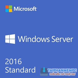 ban key windows server 2016 standard gia re