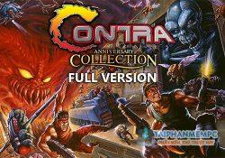 Mời tải Contra Anniversary Collection – Trọn bộ game Contra huyền thoại